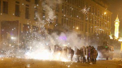 400 gewonden bij ongeregeldheden in Libanese hoofstad Beiroet