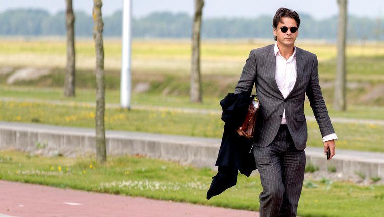 Advocaat Jan-Hein Kuijpers vroeg de rechtbank I. vrij te spreken en niet af te gaan op de beschuldigingen in 2005 Beeld anp