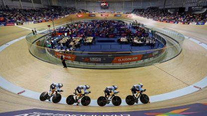 Zowel Belgische mannen (7de) als vrouwen (6de) maken na eerste ronde nog kans op brons in achtervolging