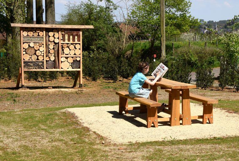 Het plaatsen van picknickbanken kan een voorbeeld zijn van een project dat burgers indienen.