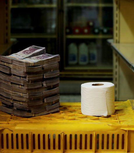 Dans ce pays, les billets de banque valent désormais moins que le papier sur lequel ils sont imprimés