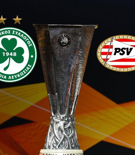 Omonia Nicosia - PSV