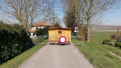 Assenede verscherpt maatregelen: vijf grensovergangen hermetisch afgesloten
