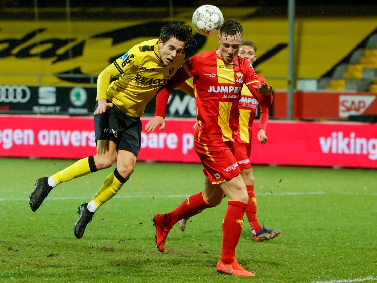 Samenvatting: VVV-Venlo - Go Ahead Eagles