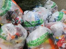 Plastic inzamelen gaat in de ban als het aan Lijst Linssen ligt