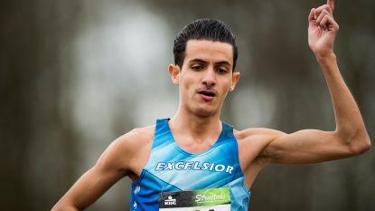 Bouchikhi is Belgisch kampioen veldlopen bij de mannen, Van Accom viert bij de vrouwen