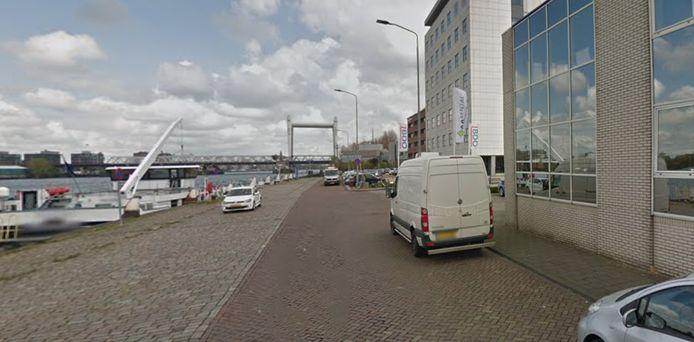 De Handelskade in Dordrecht