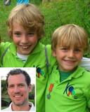 De vermiste broertjes en hun vader (inzet)