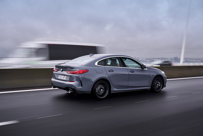 De BMW 2-Serie Gran Coupé is geen coupé maar een compacte sedan