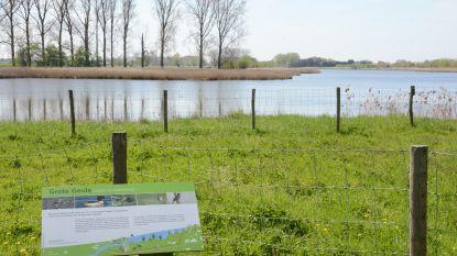 Natuurpunt wil 'klimaatbuffer' rond krekengebied