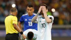 """""""De slechtste ploeg en de slechtste Messi ooit"""": Argentijnse pers haalt zwaar uit na nieuw debacle"""