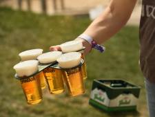Grolsch komt met alternatief voor kartonnen biertray op festivals