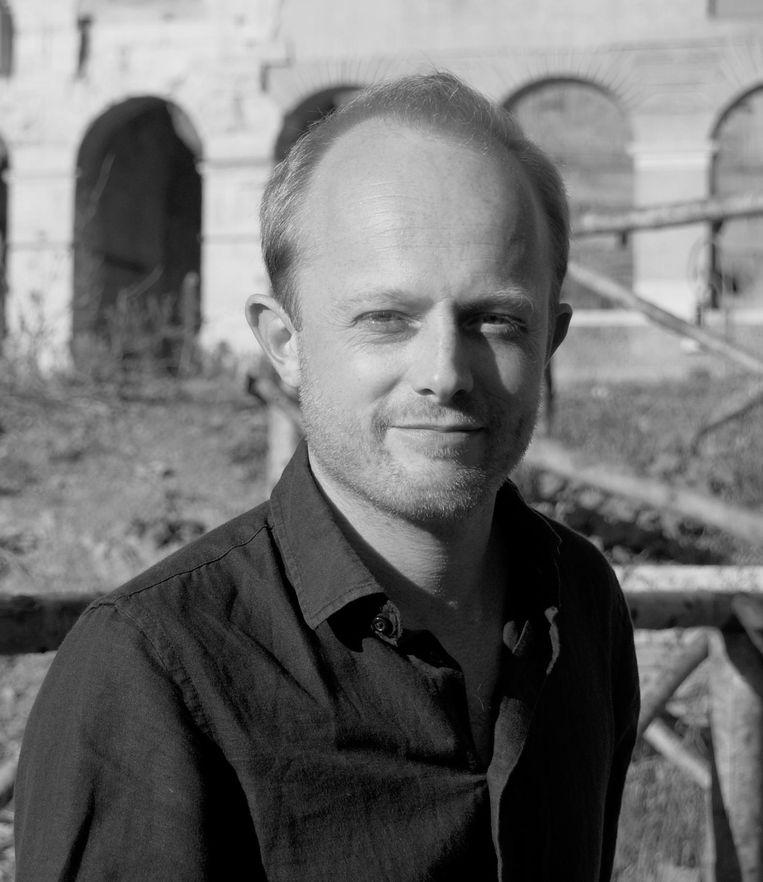 Arthur Weststeijn, ideeënhistoricus en universitair docent Italiaanse geschiedenis aan de Universiteit Utrecht. Beeld Picasa