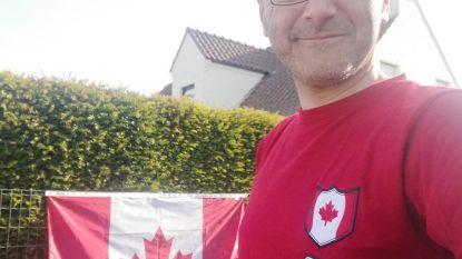 """Jo (48) is klaar voor Ironman Vancouver 70.3 rond zijn kot: """"Ik zie het als een algemene repetitie voor volgend jaar"""""""