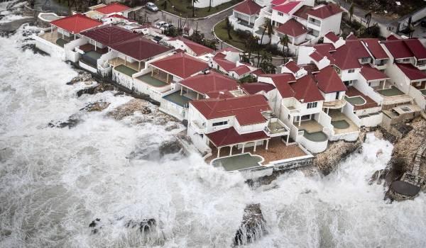 Alarmkreet: Domino-effect aan klimaatrampen kan ook economie zwaar treffen