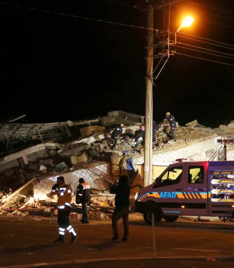 Zware aardbeving in Zuidoost-Turkije: 18 doden, meer dan 500 gewonden