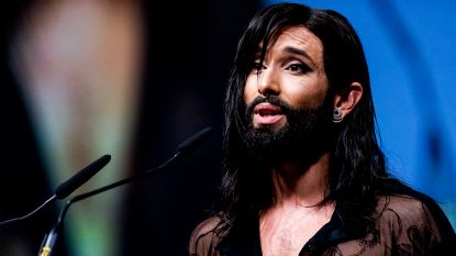 "Conchita Wurst strijdvaardig op aidsconferentie in Amsterdam: ""Ik voel me sterker nu ik over mijn hiv kan praten"""