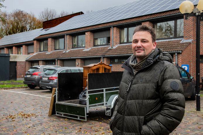"""Schepen Mike Torck ziet goede redenen om de leegstaand aan te pakken: """"Een groter aanbod van woningen op de huur- of koopmarkt leidt tot meer betaalbare woningen."""""""