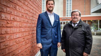 Tomas Roggeman neemt sociaal beleid over van Patrick Meulebroek