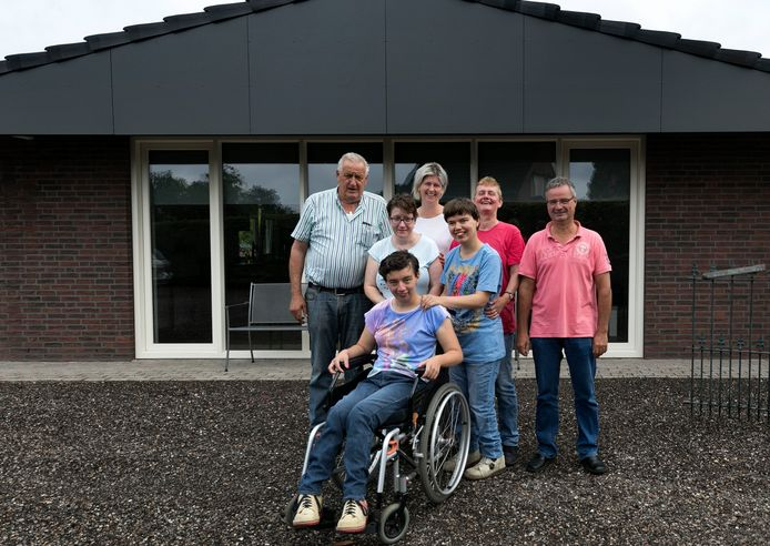 De Peelbloem in Deurne is een accommodatie voor kleinschalig wonen.
