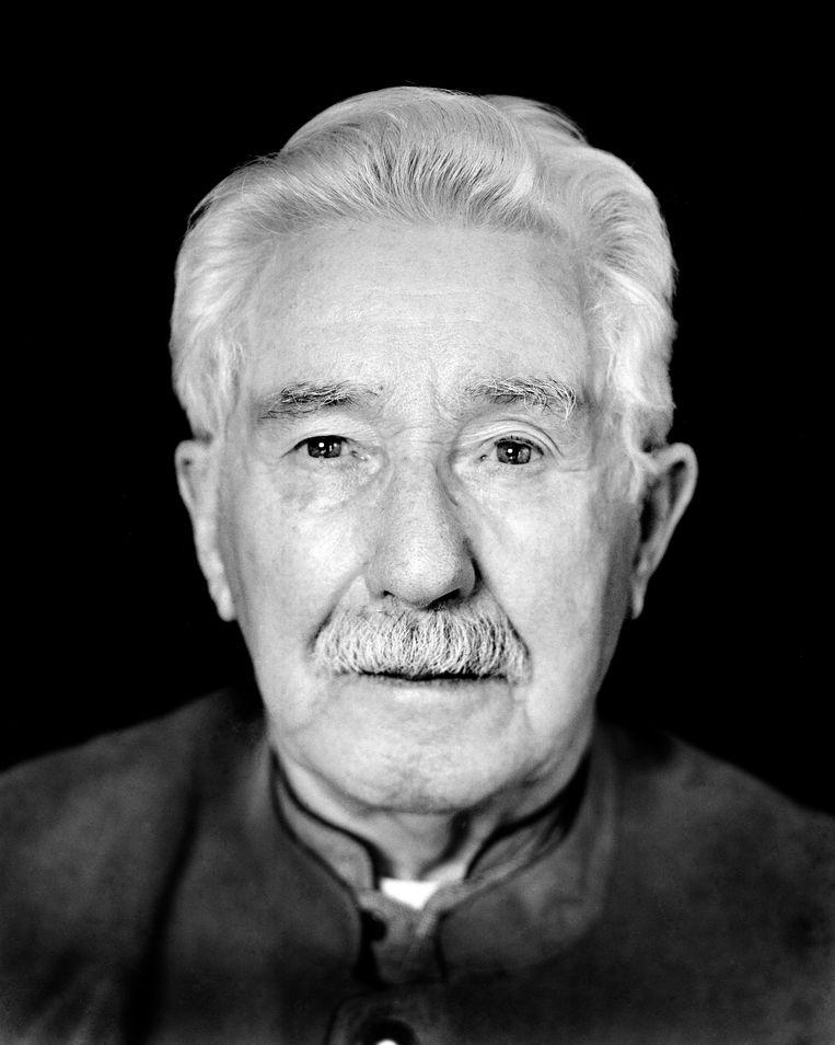 Erich Bissoir Beeld Gerard Wessel