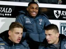 Gretig Heracles 2 maakt drie goals tegen Willem II, ook doelpunt Gladon