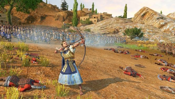 GAMEREVIEW. 'Troy: A Total War Saga' experimenteert met geschiedenis en mythe