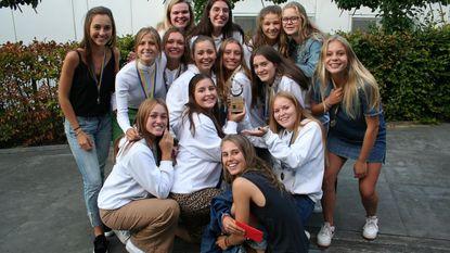 Hockeymeisjes al jaren samen