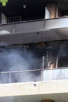 VIDEO: Vier appartementen van seniorencomplex in Den Bosch verwoest door uitslaande brand; geen gewonden