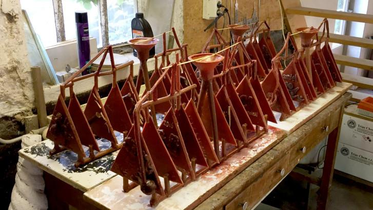 Vrijdag laatste mogelijkheid voor inleveren driehoeken 'd' Ouwe Sok' van Roosendaal 750 jaar