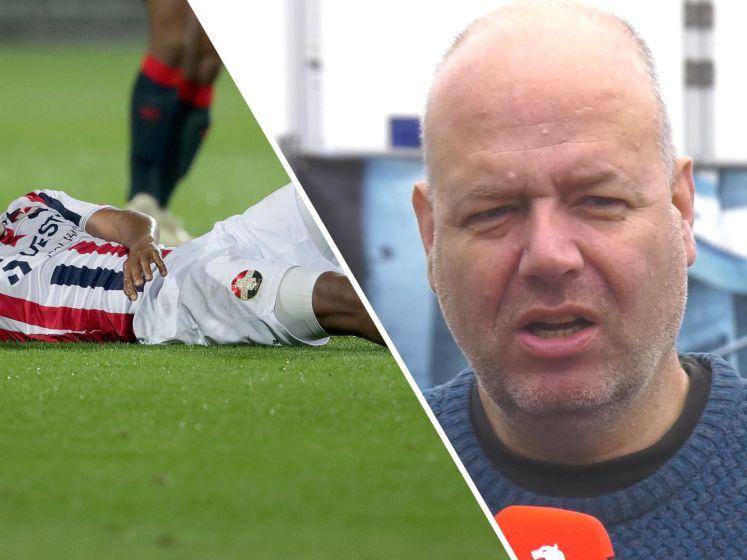 Tilburgse ziekenboeg nekt Willem II richting spekglad PEC: 'Net Thialf daar'