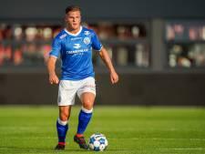 FC Den Bosch zonder Jordy van der Winden naar Breda