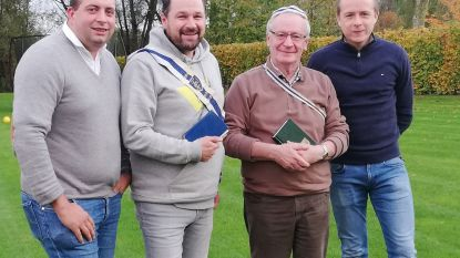 Studentenclub Inter Nos viert 65ste verjaardag met cantus