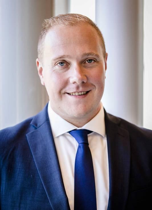 Thierry Aartsen, Tweede Kamer-lid van de VVD.
