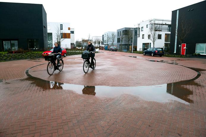 De Sigmund Rombergstraat in Terwijde is deze jaarwisseling één van de zes straten in Utrecht die een vrijwillige vuurwerkvrije zone krijgt.