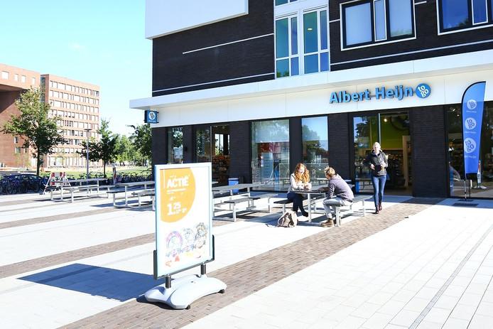 De AH to go op campus Plaza in Wageningen.
