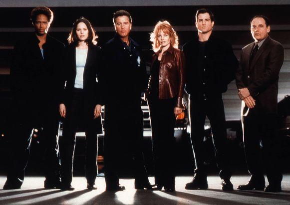 Zender CBS werkt aan een reboot van de oude hitserie CSI.