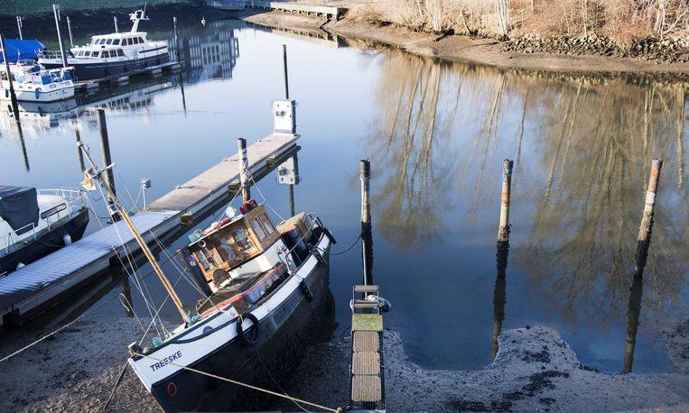 De jachthaven Beeld anp