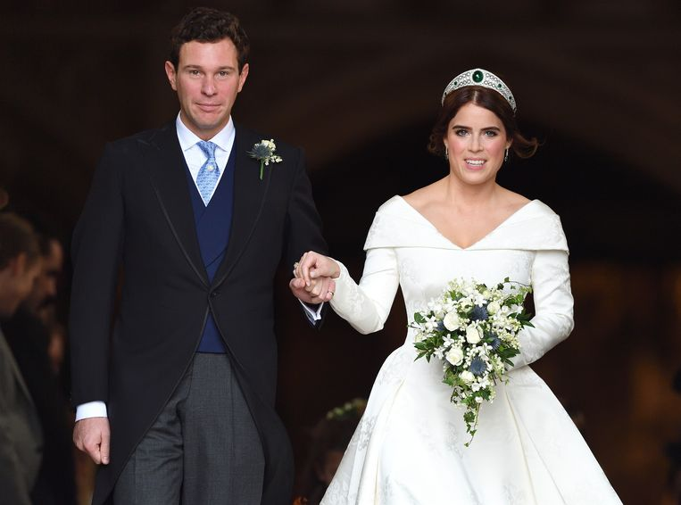 Eugenie en Jack Brooksbank