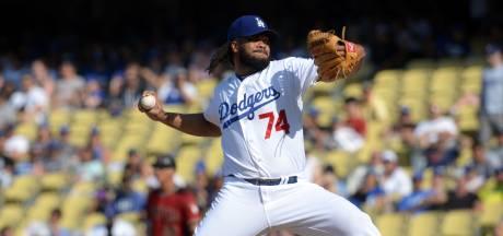 Kenley Jansen gooit LA Dodgers richting play-offs