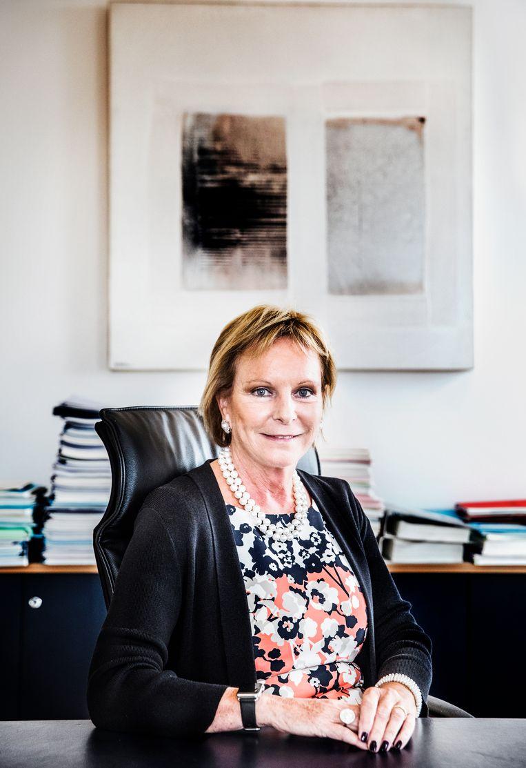 Marcia De Wachter  Beeld Aurélie Geurts