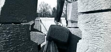 Is er nog wel ergens plek in Velp voor monumentaal kunstwerk Bron van Piet Slegers?