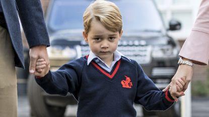 Prins George (4) krijgt vanaf september Latijn