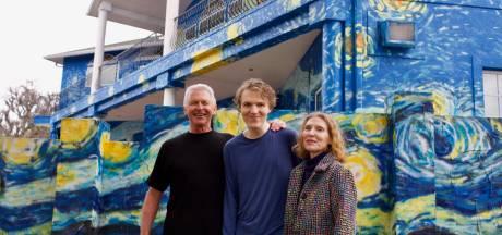 Ouders winnen strijd over beschilderen huis met zoonliefs favoriete Van Gogh
