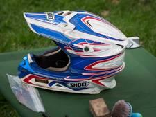 Motorcrosser Van den Bogaert wint ook in Overloon