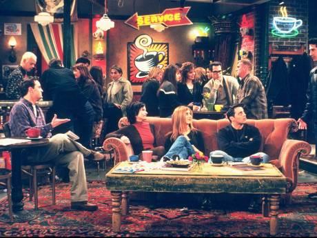 Des objets de la série Friends aux enchères