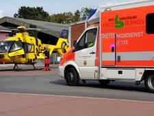 Jongetje (9) ernstig gewond bij ongeval in Gronau