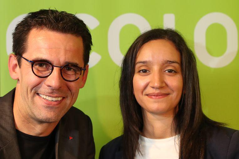 Jean-Marc Nollet en Rajae Maouane zijn de enige twee kandidaten voor de duobaan aan de top van Ecolo.
