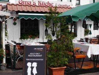 Duits restaurant weigert kinderen na 17 uur: 'Zo creëren we rust voor onze klanten'