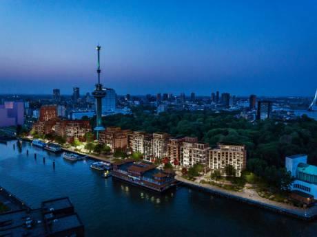 Bouwplan naast de Euromast wankelt: GroenLinks keert zich tegen nieuwe wijk
